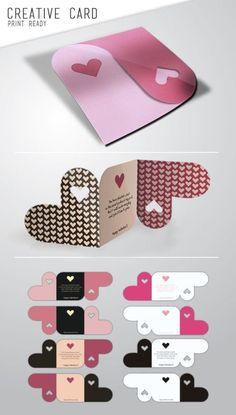 открытки с сердечками ко дню Святого Валентина