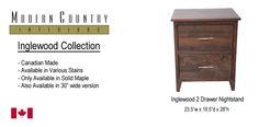 Inglewood2 drawer