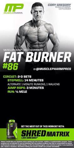 Fat Burner #86
