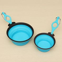 Pet Silica Gel Bowl Dog cat Collapsible Silicone Dow Bowl Candy Color Outdoor Travel Portable Puppy Food Container Feeder Dish at Banggood Puppy Food, Silica Gel, Pet Travel, Pet Bowls, Food Containers, Candy Colors, Food Grade, Outdoor Travel, St Kitts And Nevis