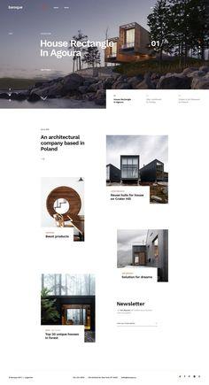 Best Architecture Website Designs Website Design Inspiration, Best Website Design, Site Web Design, Website Design Layout, Web Design Tips, Layout Design, Website Designs, Creative Design, Grid Web Design