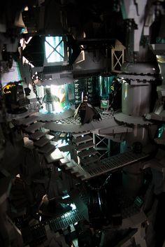 Batman Batcave, Batman Art, Lego Batman, Lego Dragon, Lego Display, Lego Army, Amazing Lego Creations, Lego System, Star Wars Images