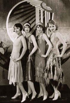 History Of Womens Fashion - 1920 To 1929 | Glamourdaze