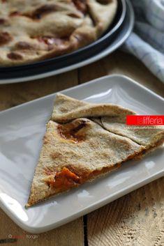 Focaccia ai peperoni veloce senza lievito Ricetta focacce
