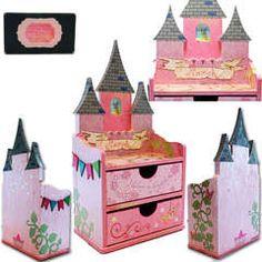 Princess Jewelry Box