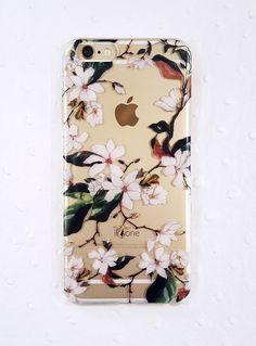 Magnolia Branch (iPhone 6 Case)