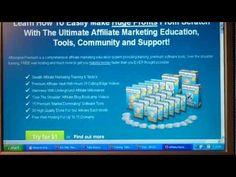 $1 Trial - Affilorama Premium Affiliate Marketing Tools