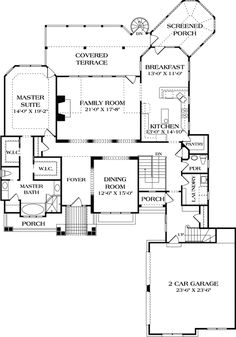 Stone and Shake Dream Design - 17512LV | Architectural Designs - House Plans