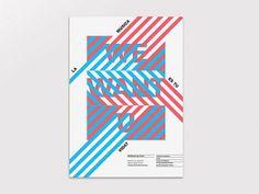 Typographic Poster.