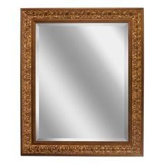 Head West Gold Ornate Mirror, 28-1/2 by 34-1/2-Inch -- Be sure to check out this awesome product. (This is an affiliate link and I receive a commission for the sales)