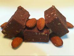 Paleo Blog: Paleo Milk Chocolate Almond Bars