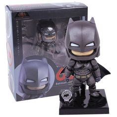 Batman v Superman Dawn of Justice Batman Justice Edition #628 Nendoroid PVC Action Figure Collectible Model Toy Doll