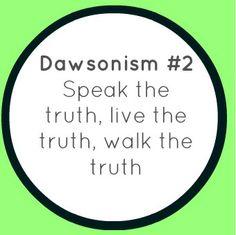 Dawsonism #2