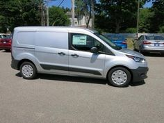 8 Transit Connect Ideas Ford Transit Ford Silver Vans