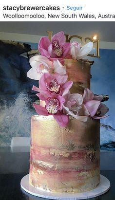 Rustic Cake, Creative Cakes, Cake Decorating, Wedding Cakes, Cake Ideas, Desserts, Food, Tailgate Desserts, Deserts