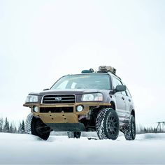 Image may contain: sky and outdoor Subaru Forester Mods, Subaru Forester Lifted, Lifted Subaru, Subaru 4x4, Subaru Outback Offroad, Off Road Bumpers, Aston Martin Cars, Sexy Cars, Impreza