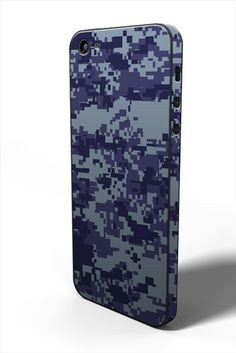 <Ocean (オーシャン迷彩) for iPhone 5> #iphone #tech #case #skin #accessory #fashion #geek #sexy #apple #technology #products #design #camouflage