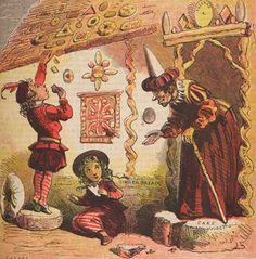 Hansel and Gretel | Hansel and Gretel - Grimm's fairy tales - National Library of Scotland