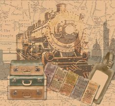 vintage travel - Google Search