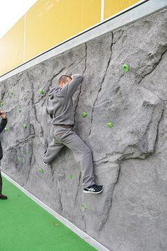 x-move leisure facility hamm concrete parkour facility skate facility