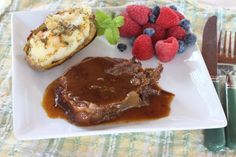 Easy Slow Cooker Beef Roast - Can't Stay Out of the Kitchen