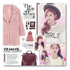 """""""Hae In"""" by warna ❤ liked on Polyvore featuring mode et Bobbi Brown Cosmetics"""
