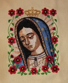 Commissioned works -- Our Lady of Guadalupe