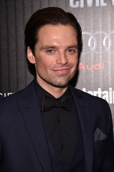 Sebastian Stan Photos - The Cinema Society With Audi
