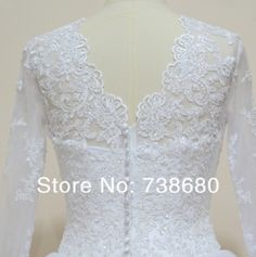 2014 Hot sale new arrivals long sleeve wedding dress puffy ball gown-in Wedding Dresses from Apparel & Accessories on Aliexpress.com | Alibaba Group