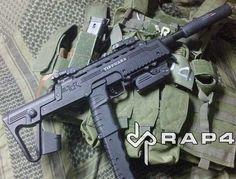 Rap4 / Tippmann TCR Paintball Gun