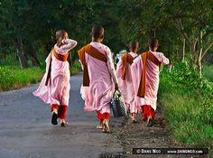 """We are all just walking each other home."" ~Ram Dass ..*"