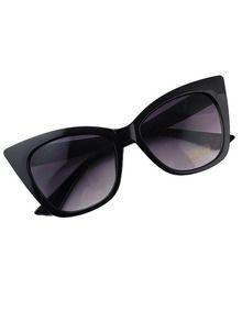 Black Color Cat Sunglasses
