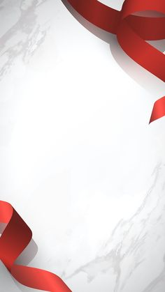 Red ribbon element on gray marble background vector | premium image by rawpixel.com / Kul Birthday Background, Background Banner, Background Patterns, Powerpoint Background Design, Poster Background Design, Simple Background Images, Simple Backgrounds, Framed Wallpaper, Wallpaper Backgrounds
