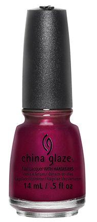 China Glaze Nail Polish Red-Y & Willing 81359