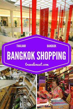 bangkok shopping Bangkok places to visit for shopping