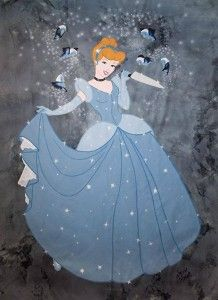 Cinderella by Herr Nilsson. Herr Nilsson, the anonymous Swedish artist is known to incorporate Disney imagery while combining satire, humor, and critique. Manga Characters, Disney Characters, Disney Princesses, Disney Parody, Princess Pictures, Twisted Disney, Muse Art, Vintage Fairies, Disney And Dreamworks