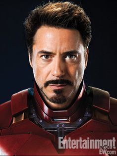 Robert Downey Jr as Iron Man. Talk about turning your life around!!!