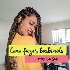 African Girl, Black Girl Fashion, Tumblr Girls, Girl Style, Html, Hair Styles, Look Do Dia, Tumblr Braids, How To Braid