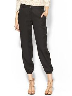 Hive & Honey Military Twill Slouchy Pant | Piperlime, slouchy and comfortable is always good for someone with EDS, or anyone who likes a lounging pant!