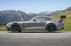 One-Off Mansory Mercedes-AMG GT S Piles on the Carbon Fiber - Automobile Magazine Custom Mercedes, Mercedes Amg Gt S, Daimler Benz, Wide Body, Car Tuning, Amazing Cars, Awesome, Car Car, Evo
