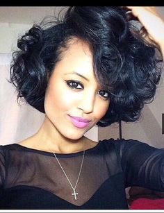 Like look? Follow us on FB for more cool looks and hair care: https://www.facebook.com/dchairextensions/