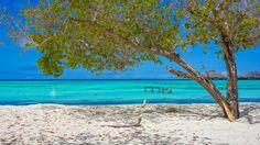 O Arquipélago de Los Roques é um conjunto de ilhas e cayos nas Pequenas Antilhas e pertence à Venezuela. Situado entre o arquipélago de Las Aves e a ilha La Orchila, fica a cerca de 176 km ao norte de Caracas. É um dos principais atrativos turísticos do país. Faz parte das Dependências Federais da Venezuela e é um parque nacional.