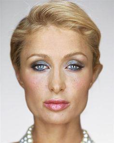 Martin Schoeller's 'Close Up' Portraits
