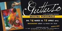 Mostra Personale, Renato #Guttuso, presso la Contemporanea Galleria D'#Arte di Giuseppe Benvenuto a #Foggia (Fg) dal 14 marzo al 12 aprile 2015. Inaugurazione sabato 14 marzo 2015 ore 18,00.