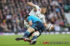 Fotogallery: Andrea Masi, scatti di una carriera in azzurro - On Rugby