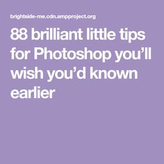 88 brilliant little tips for Photoshop you'll wish you'd known earlier Photography Lessons, Photography Editing, Photography Tutorials, Digital Photography, Photo Editing, Photoshop Tutorial, Photoshop Actions, Lightroom, Adobe Photoshop
