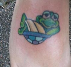 turtle tattoos - Google Search