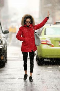 Olivia Palermo..... - Celebrity Fashion Trends