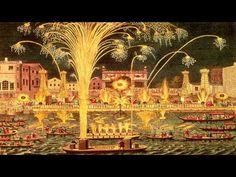 (part 1/2) Handel -〈Music for the Royal Fireworks〉Ouverture / Suite, HWV 351 (Trevor Pinnock) - YouTube
