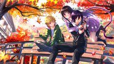 Swordsouls, Noragami, Yato (Noragami), Iki Hiyori, Yukine (Noragami), Friends